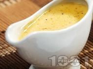 Рецепта Ароматен къри сос